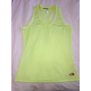 North Face Workout Racerback Tank